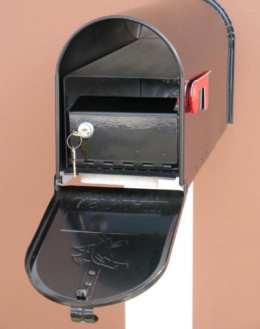 residential locking mail box locks