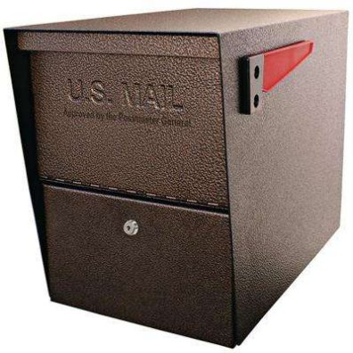 Lock and keys for USPS postal mailboxes